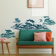 49 Best Sea Life And Ocean Room Decor Ideas Ocean Room Decor Ocean Room Wall Murals