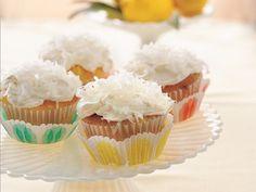 Betty Crocker Pina Colada Cupcakes