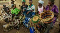Women saving club in Ghana. Photo: Corbis