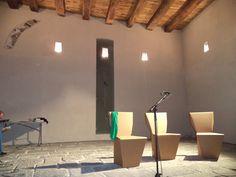 Cortile di Palazzo Pinto / Arco Catalano, Salerno Letteratura Festival 2014