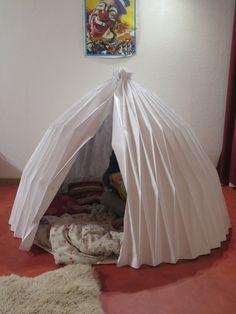 Resistant Portable Origami tent waterproof pop up by Origanid
