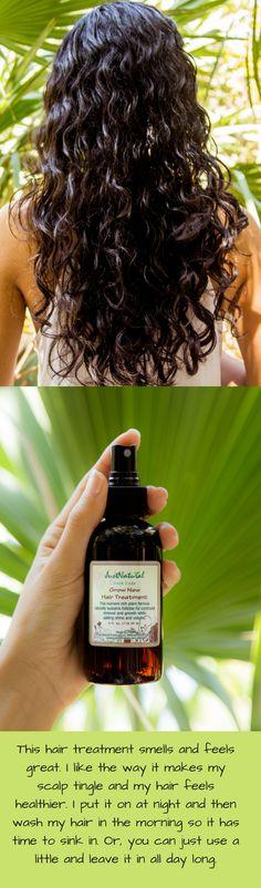 Natural Grow New Hair Treatment