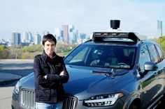 Uber Hires an AI Superstar in the Quest to Rehab Its Future