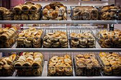 We caught up with David Zablocki of Kossar's in NYC about his new menu, new equipment, old bagel recipe and what new bagel makers are doing wrong. Bagel Recipe, Lower East Side, Nyc Restaurants, New Menu, Bagels, New Tricks, Parfait, Marathon, Waffles