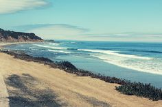 Higway 1 road trip California beach