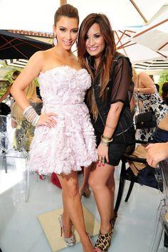 kim kardashian bridal shower dress