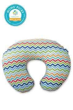 2015 BEST BREASTFEEDING PILLOW Boppy Slipcovered Pillow  *BabyCenter Moms' Picks are based on a nationwide survey and online voting on BabyCenter.com that allow parents to voice their opinions about and share their experience with the key products and gear of parenting. BabyCenter does not endorse any specific product.