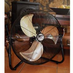 20 Inch High Velocity Floor Fan. Portable ...