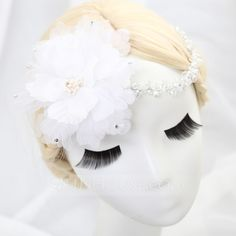 Flowers & Feathers Wedding Special Occasion Party Tulle 11.42