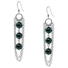 Ocean Mist Earrings | Fusion Beads Inspiration Gallery