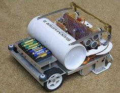 Wonderlijk 15 Best DIY Electronic Projects images | Diy electronics CJ-57