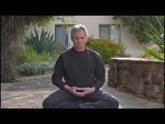 Jon Kabat-Zinn - Sitting Body Scan Meditation - Guided Meditation - YouTube