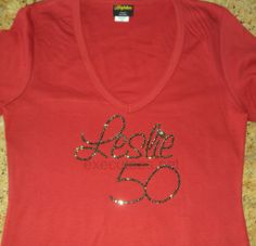 CUSTOM Birthday Executees in Genuine Swarovski Crystals. http://executees.net/products/your-birthday-t-shirt