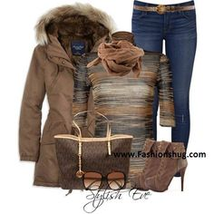 Stylish Eve Outfits Fall Winter Collection 2013-2014 for Teenage Girls (4)