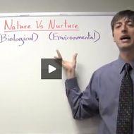 To understand the Nature vs Nurture debate - Manou De Sutter 6hw1