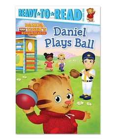 Look at this Daniel Plays Ball Hardcover on #zulily today!