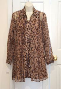 59.70$  Buy here - http://vitfl.justgood.pw/vig/item.php?t=cy9caq7728 - NWT frederick's of hollywood leopard Prom/party Special Ocasion Dress & Coat 5/6