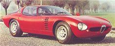 Alfa Romeo Canguro (Bertone), 1964