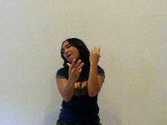 """Beyonce's """"Halo"""" (ASL)"""