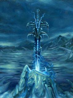 Frostmourne by ericbraddock