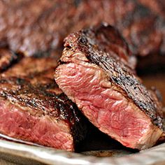 Thick Cut Steaks cooked perfectly every time in the skillet or on the grill with an unique technique!