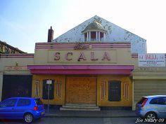 old Runcorn cinema and Dance Hall