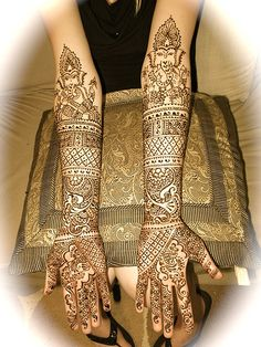Indian Mendhi Designs