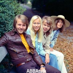 Here's a rare photo of #ABBA in Malmö, 1973. Thanks to ABBAtalker Evelyn for sharing this and other great photos in our Facebook group.