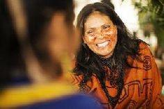 Ruth Buendia, héraut des indigènes