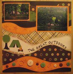 The great outdoors - Scrapbook.com