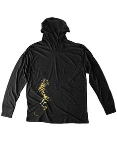 aaf98f34 Tiger Unisex Hoodie - Gold Foil Sweatshirts, Hoodies, Tiger T Shirt, Adidas  Jacket