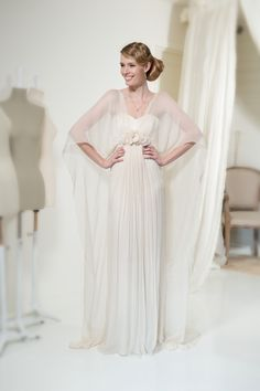 Leila Hafzi 2015 wedding dress collection | Scenari Sposa