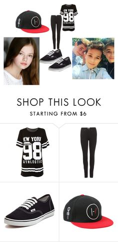 """Sister Rowland 😘"" by yoitsdd ❤ liked on Polyvore featuring Acne Studios and Vans"