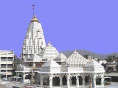 Ambaji Temple In Banaskantha, Gujarat