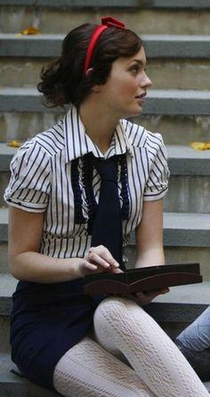 Blair Waldorf: Gossip Girl. Costume Designer: Eric Daman