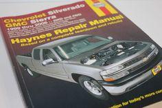 Haynes Workshop Manual Chevrolet Silverado GMC Sierra Pick-Ups ...