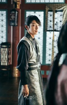 Lee joon gi as Prince Wang so ❤ Asian Actors, Korean Actors, Korean Dramas, Asian Men, Korean Men, Busan, Moon Lovers Drama, Lee Jung Ki, Jin