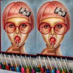 Friday Lollipop Art day... #lollipops #artdistrict #fun #california #design #artwork #friday #fridayfunday #colourful #colours #travelphotography #photography #longbeach Long Beach, Art Day, Princess Zelda, Artwork, Anime, Fictional Characters, Beautiful, Collection, Instagram