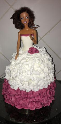 Barbie Kuchen