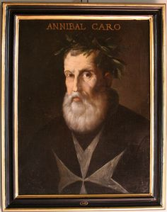  it  Annibal Caro_Canzone in lode della casa di Francia_1__