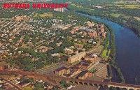 Rutgers University, New Brunswick, New Jersey, 1976