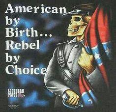 America by birth rebel by choice