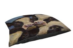 Thumbprintz Indoor/Outdoor Large Breed Pet Bed, I Wanna be in The Picture, Multi Colored * For more information, visit now : Beds for Cats