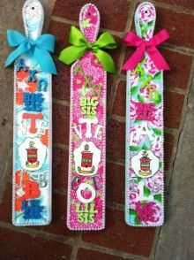 The Great sorority paddle decorating ideas
