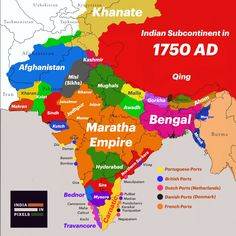 India World Map, India Map, Ancient Indian History, History Of India, General Knowledge Book, Gernal Knowledge, Deep Breath Quotes, Upsc Notes, My School Life