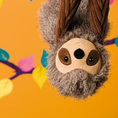 Suzie the Sloth is here! This little snuggles is perfect for lazy Sundays but she's only available for a limited time so don't miss out! Visit http://arieljay.scentsy.ca to order this cutie!