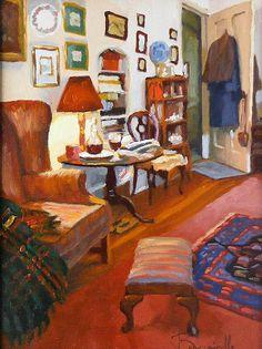 Larry Bracegirdle A Warm Blanket 2012