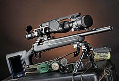 remington Model 700 SPS Tactical stock | Remington 700 SPS Tactical .223 | Tactical Life