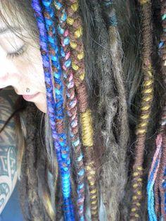 Hair Wrap Braid Exte
