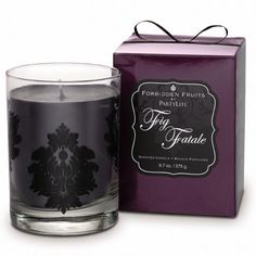 G94821 - Pot à bougie Figue Diabolique Forbidden Fruits by PartyLite™